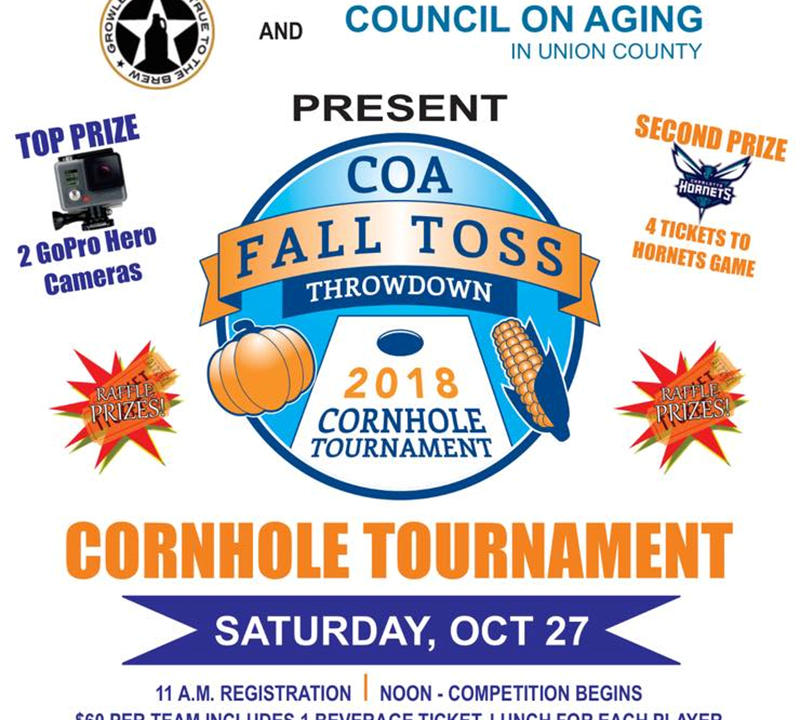 Council on Aging Cornhole Fundraiser